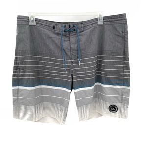Quiksilver Board Shorts Swim Trunks Bathing Suit